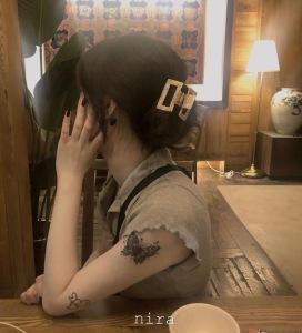 FS87880# 费工艺的专机勾边原定制刺绣木耳polo衫 服装批发女装货源