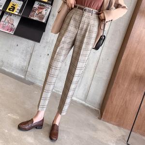 FS97195# 哈伦裤女秋季...