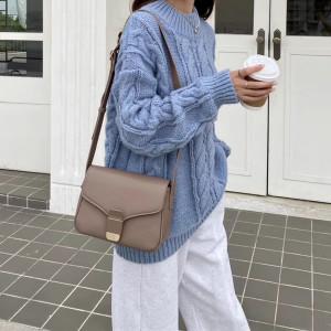 YF24577# 韩版腋下包包女斜挎包小方包大容量百搭单肩包女包 包包批发女包货源