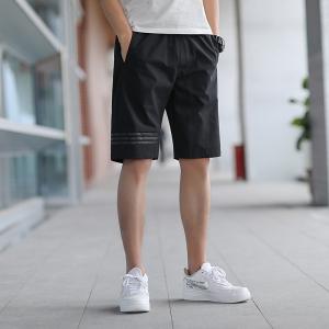YF38545# 短裤男运动休闲健身速干跑步宽松夏季潮牌宽松裤五分潮ing 服装批发女装直播货源
