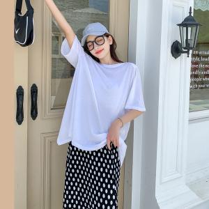 YF54743# 夏装港风复古chic女装套装裙子轻熟风炸街时尚减龄网红两件套 服装批发女装直播货源