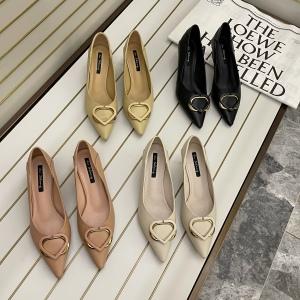X-25903# 细跟尖头单鞋 鞋子批发女鞋货源