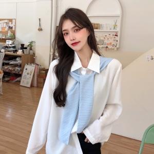 YF63305# 早秋新款衬衫...