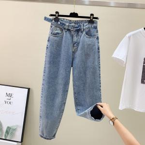 YF70810# 牛仔裤女新款...