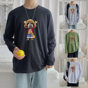 CX6930# 最便宜服装批发 纯棉套头圆领T恤情侣装秋季打底衫圆领长袖男女外套