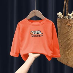 CX6806# 最便宜服装批发 宝宝春秋t恤婴儿秋装纯棉长袖打底衫儿童衣服新款秋季卡通