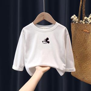 CX6811# 最便宜服装批发 宝宝长袖T恤女婴打底衫男童秋装纯棉上衣春秋0岁婴幼儿衣服