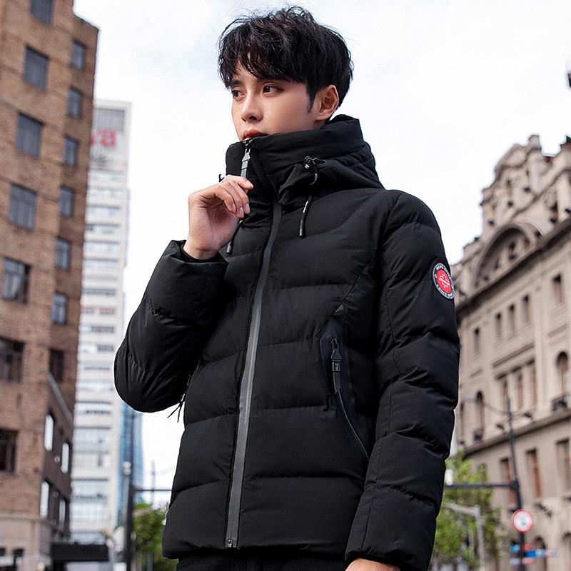 冬季棉襖男生2018新款冬天外套韓版潮流面包羽絨男士棉衣棉服冬裝