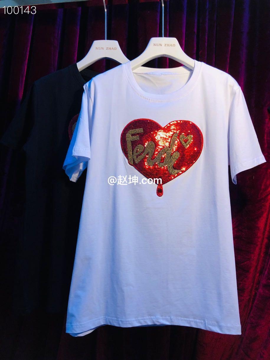 实拍 韩国2019早春卡通印花字母圆领慵懒打底单穿休闲宽松大码T恤