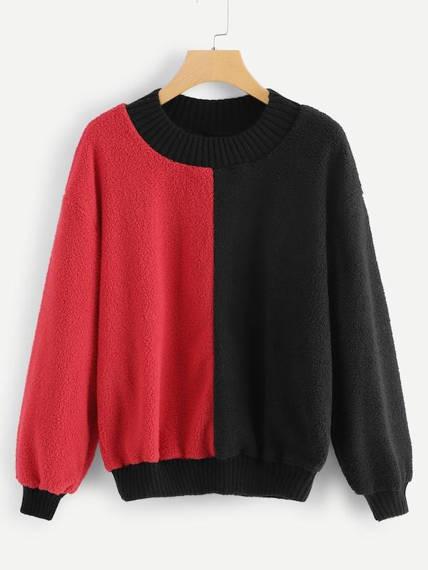 速賣通亞馬遜ebay歐美外貿拼接衛衣