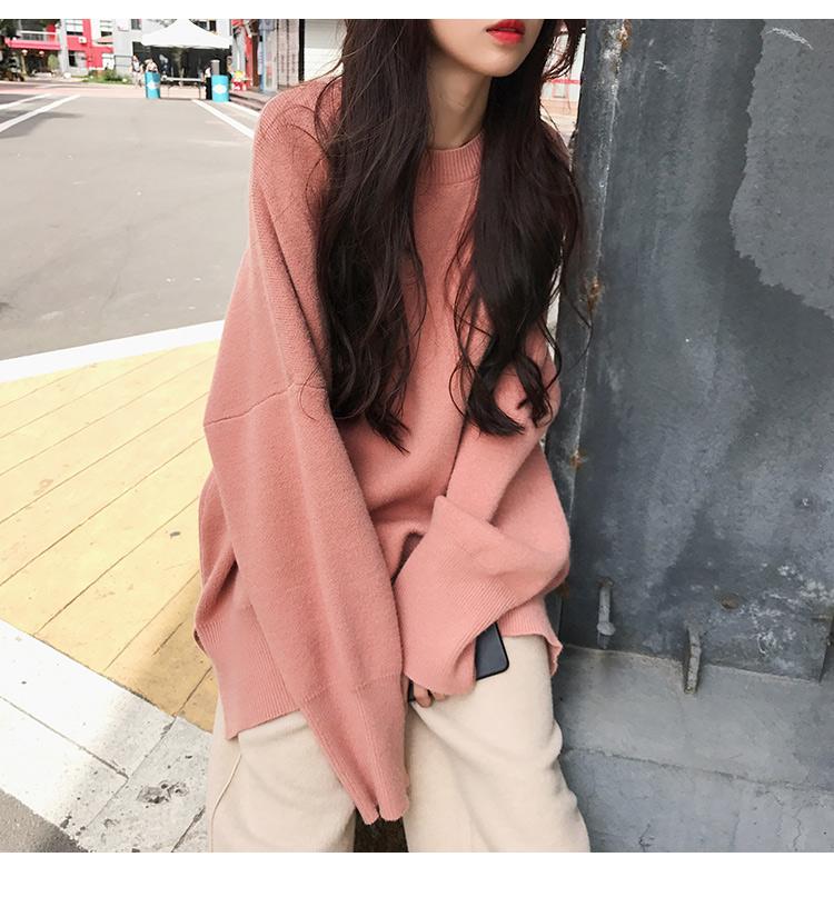 秋冬季2019新款女装网红同款俏皮复古宽松两件套晚晚风时尚套装潮