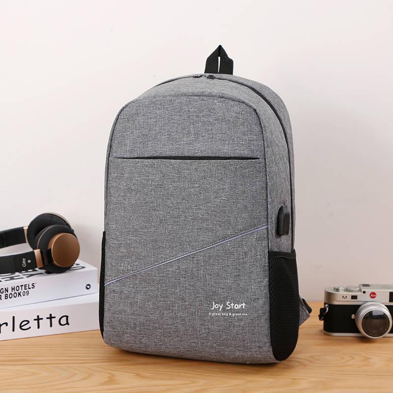 亚博开户男士背包商务旅行15.6寸笔记本电脑双肩包高中生大学生书包女
