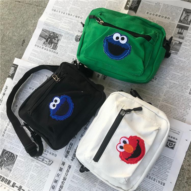 亚博娱乐平台入口实价 帆布包男女百搭 ins夏天小包包单肩手机包斜挎包