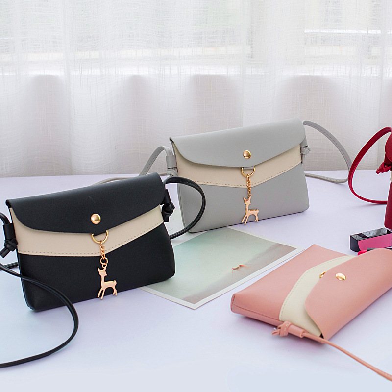 新款女式手机包2019外贸小包批发源头厂家直销包包单肩包一件代发