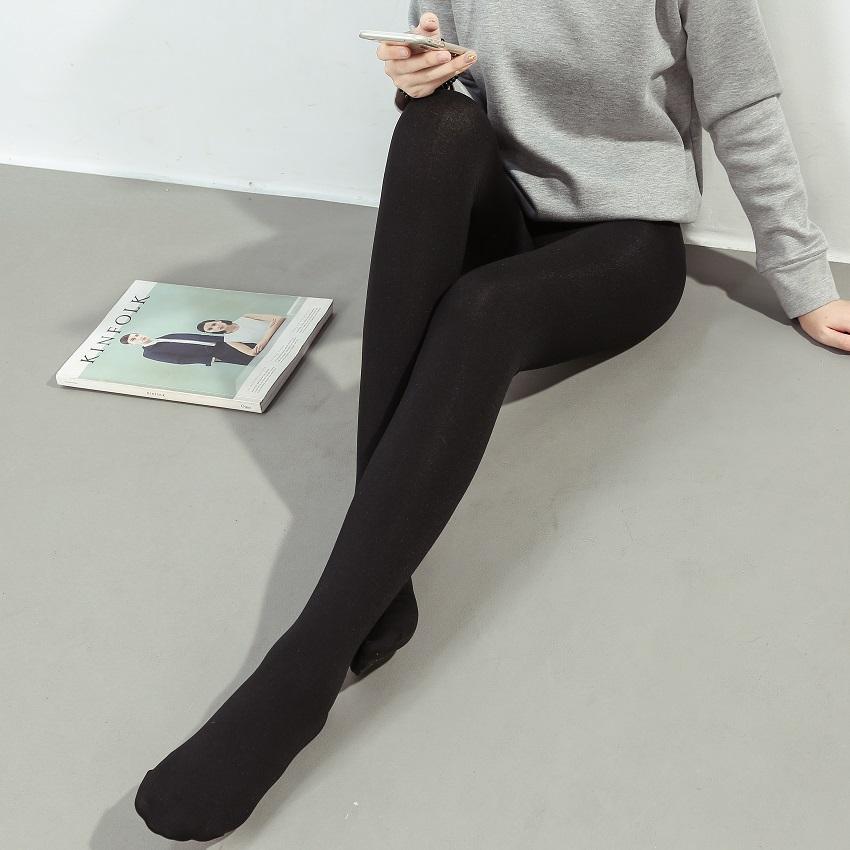 亚博娱乐平台入口~秋冬装 新款连裤袜薄绒丝袜女防勾丝保暖显瘦打底裤袜裤