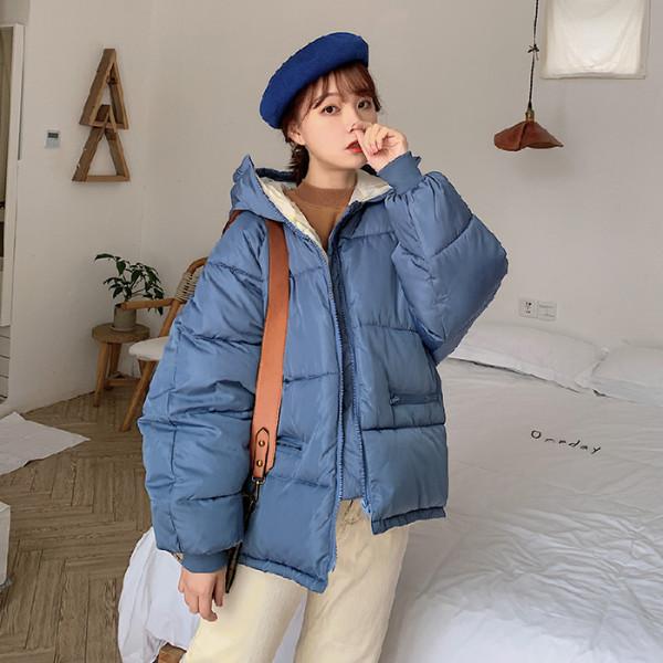 时尚棉衣女新款韩版小棉袄短款学生面包服软妹棉服冬季羽绒服外套