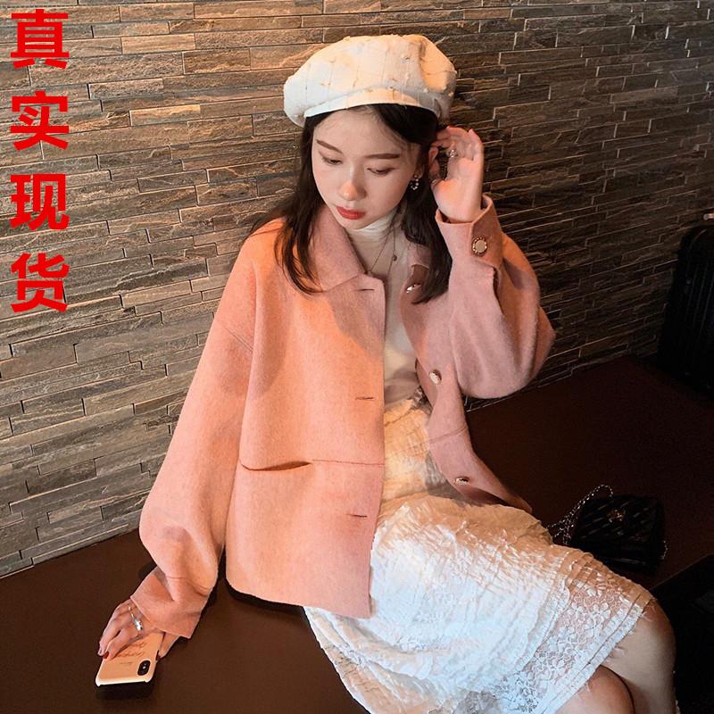 9.16 AM10:00 新品9.5折+2件包郵 輕甜可愛小姐姐 短款外套女春秋