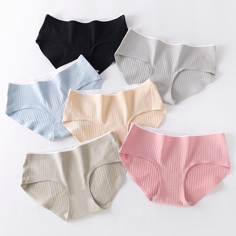 學生女 純棉內褲頭棉質塑身簡約舒適