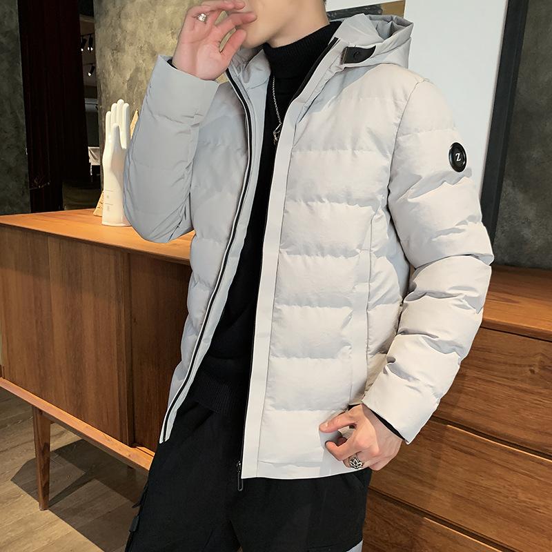 棉衣男士冬季外套2019新款韓版羽絨棉服潮流冬裝加厚衣服冬天棉襖