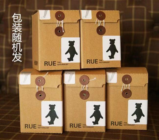 秋季爆款日本小熊盒装竖条纹打底连裤袜微压显瘦一体裤 质量好的