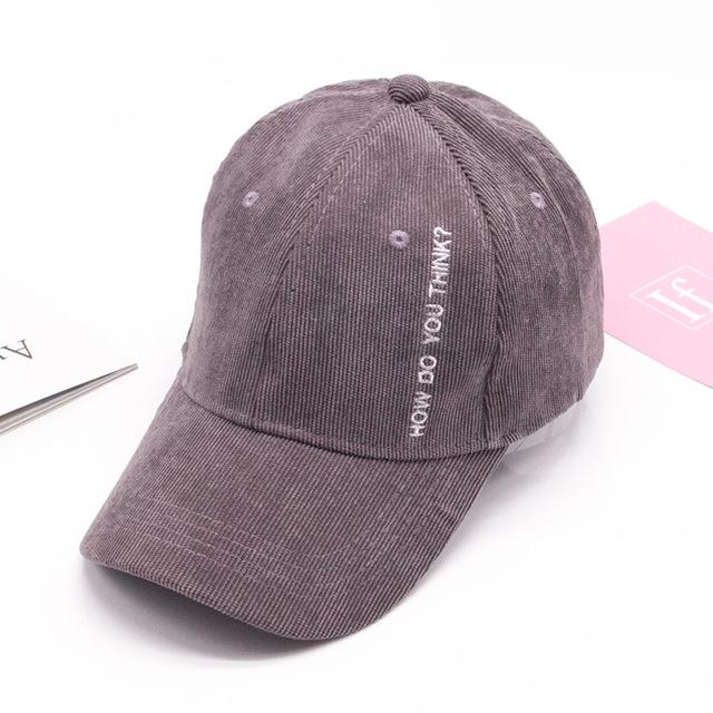 2019年韓版秋冬季新款鴨舌帽ins男百搭街頭潮人棒球帽遮陽帽子女