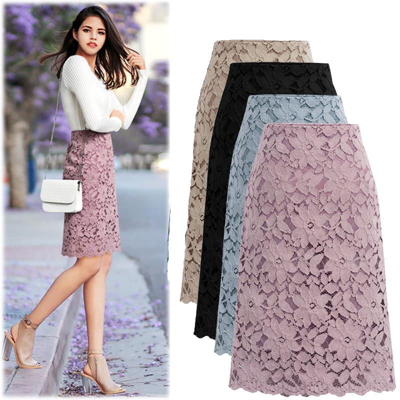 7220#速卖通亚马逊ebay新款外贸欧美风蕾丝半身包臀裙