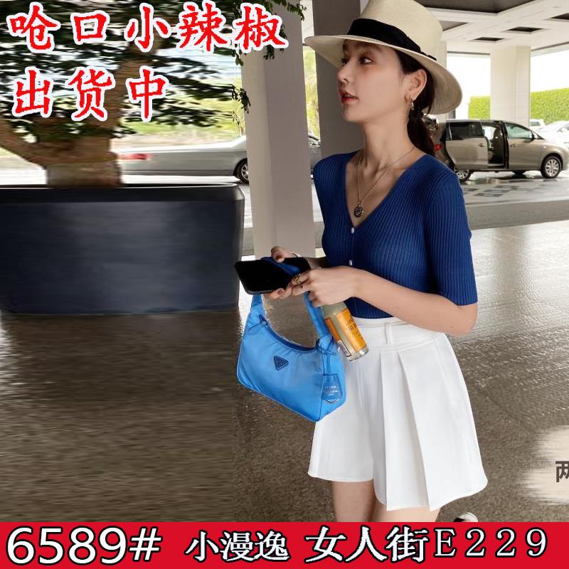 買2立減 /ZOWZOW嗆口小辣椒 法式冰涼薄款短袖針織開衫上衣外套女