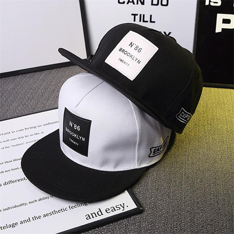 韓國東大門新款 N86網紅鴨舌帽