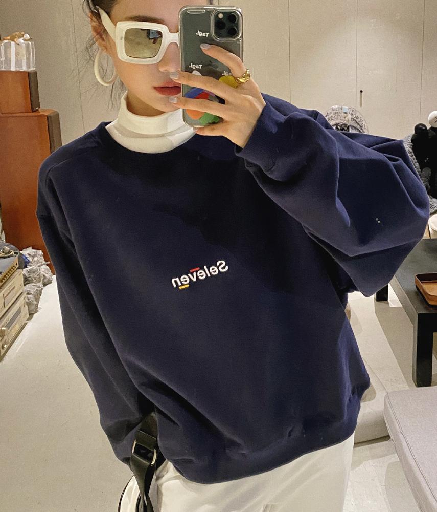 을 겨울 코디룩  겨울 슬림 박시핏 공항패션 ins롱 소매 재킷 bf 베이 긴팔 여성의류