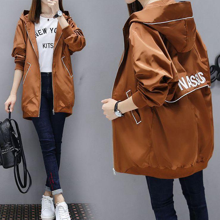 棒球服休閑薄短外套女士初春秋季百搭2020年新款韓版寬松時尚洋氣