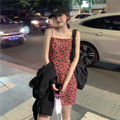 裙子女2021韩版夏...