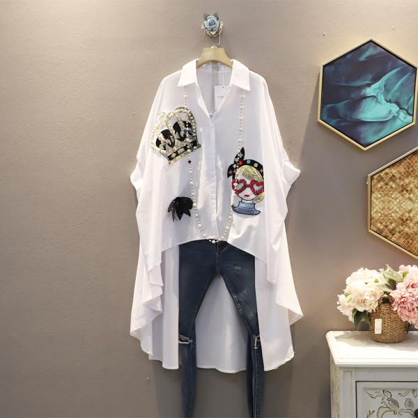 RS14900#背带裙早春新款时尚复古印花洋气外穿长款过膝a字连衣裙子女